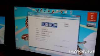Computer to tv via HDMI Tutorial- Windows 7