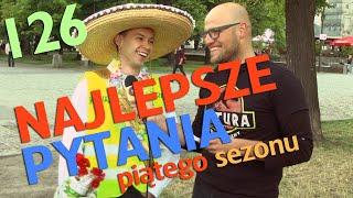 NAJLEPSZE PYTANIA (FINAŁ 5 SEZONU) odc. #126 MaturaToBzdura.TV