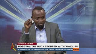 Kamotho Waiganjo, Ndegwa Njiiru trade blows over Waiguru impeachment bid | Punchline