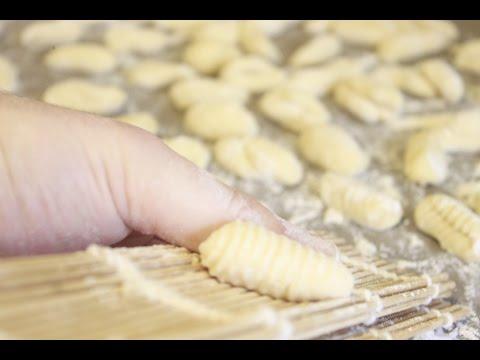 Como hacer ñoquis o Gnocchi