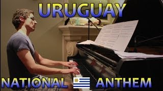 Uruguay Anthem - Piano Cover (World Cup 2014)