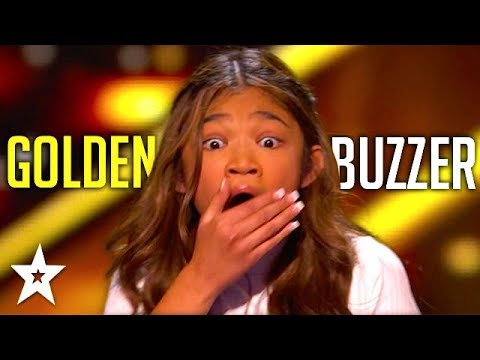 Angelica Hale Wins The GOLD For A Second Time on AGT Champions | Got Talent Global (видео)