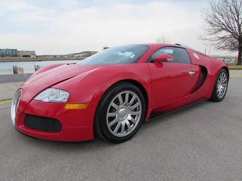 2008 Bugatti Veyron 16.4 In-Depth Review