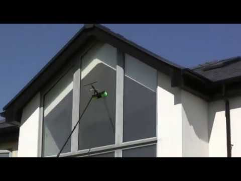 Aquaspray 20ft Waterfed Telescopic Pole System for Window Cleaning