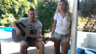 Warm Safe Place - Aaron Pritchett & Ray Gibson (Live Demo)