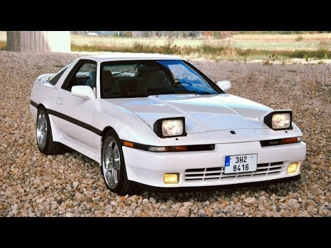 Toyota Supra 3.0 Turbo ► by Berny