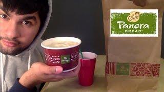 ME EATING PANERA BREAD MUKBANG - Video Youtube