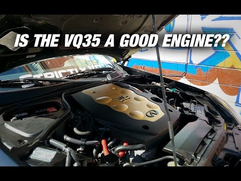 The Biggest Problem With The VQ Engine - G35 Vlog - DNALI