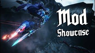 DMC5 - Blue Cavaliere Mod Showcase