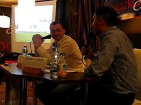 Zbigniew Małkowski na spotkaniu z kibicami #1  5.03.2009