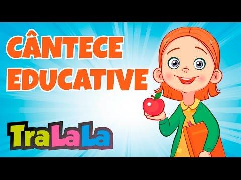 Cântece educative pentru copii - 60 MIN | TraLaLa