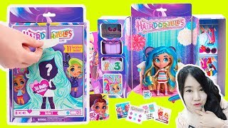 รีวิว ตุ๊กตาเซอร์ไพรส์ 11 ชิ้น !! ผมใหญ่ สวย อลังการมากที่สุดในโลกกก~ Hairdorables !!