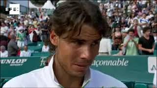 Nadal bate Ferrer e ganha Masters de Montecarlo por sétima vez consecutiva.