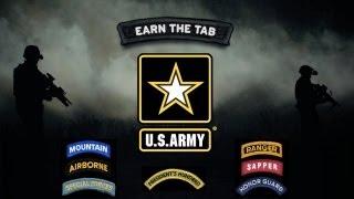U.S. Army - Earn The Tab