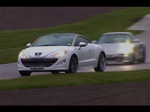 Economy test: Peugeot RCZ vs Porsche 911