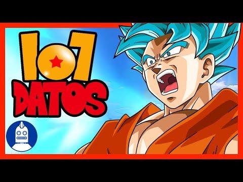 107 Datos Que DEBES Saber De Dragon Ball Super  (Atómico #137) en Átomo Network