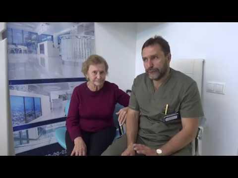 Клавдия Николаевна о лечении стеноза спинномозгового канала