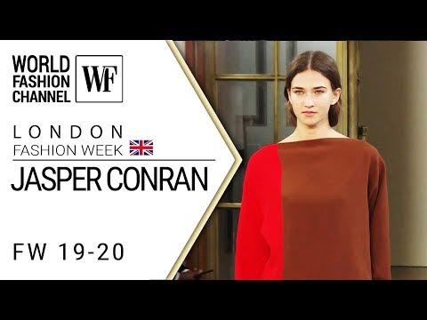 Jasper Conran Fall-winter 19-20 London fashion week