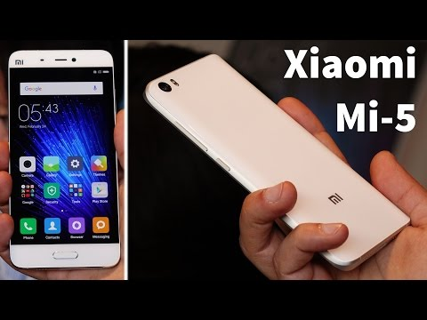 Xiaomi Mi-5 im Hands-On (deutsch) - GIGA.DE