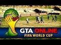 La coupe du monde dans Gta Online