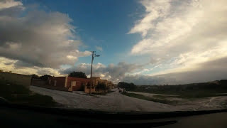 preview picture of video 'Effetto Neve a Lampedusa'