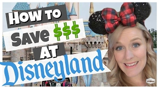 SOUVENIRS || DISNEYLAND Money Saving Tips $$ || How To