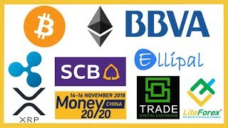 Bitcoin Shorts Fall - Ethereum BBVA - SAP Crypto - SCB Ripple - Ripple Money 2020 China - Ellipal