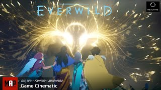 FIRST LOOK at ** EVERWILD ** Game Cinematic by REALTIME VFX & Animation Studio for RARE Games