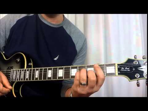 Guitar Chords-Minor Barre Chords-Beginner Guitar Lesson-Em Shape-Am Shape-Tutorial