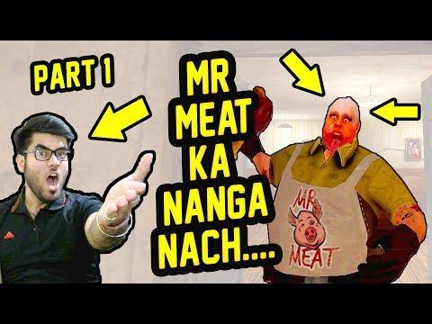 Mr Meat Ka Nanga Nach 🤣🤣 [HINDI HORROR FUNNY] - Hitesh KS