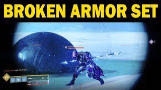BROKEN Armor Set! Extra Damage Resistance (Destiny 2 Shadowkeep)