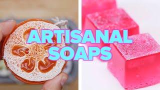 5 DIY Artisanal Soaps