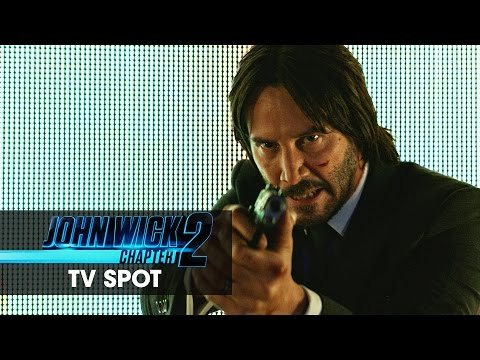 John Wick: Chapter 2 (2017 Movie) Official TV Spot – 'I'm Back'