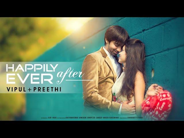 Vipul & Preethi