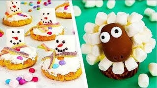 16 Delicious Party Snack Ideas | Sweet Dessert Ideas | Kids Party Food | Craft Factory