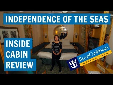 Independence of the seas – Inside cabin review