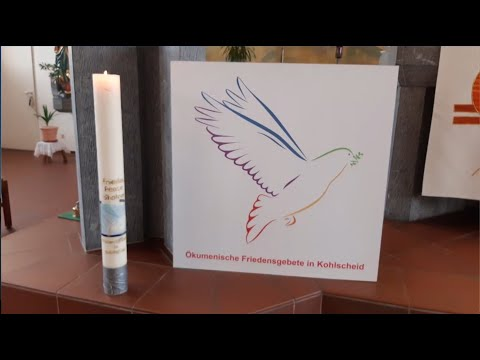 Friedensgebet aus Pannesheide
