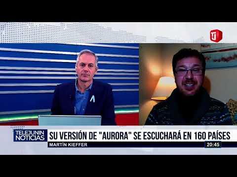 La versión de Aurora, de Martín Kieffer y Lola Barrios Expósito, en el homenaje oficial