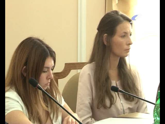 Молодежный парламент встретился с депутатами городской Думы