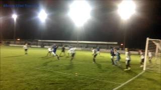 preview picture of video 'Billericay Town 2 East Thurrock United 0'