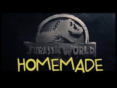 Jurassic World Trailer- Homemade Shot for Shot