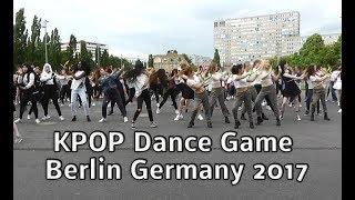 KPOP Random Dance Game Berlin Germany 2017