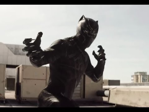Download Captain America Civil War - Black Panther Chasing Bucky (Tamil) HD Mp4 3GP Video and MP3