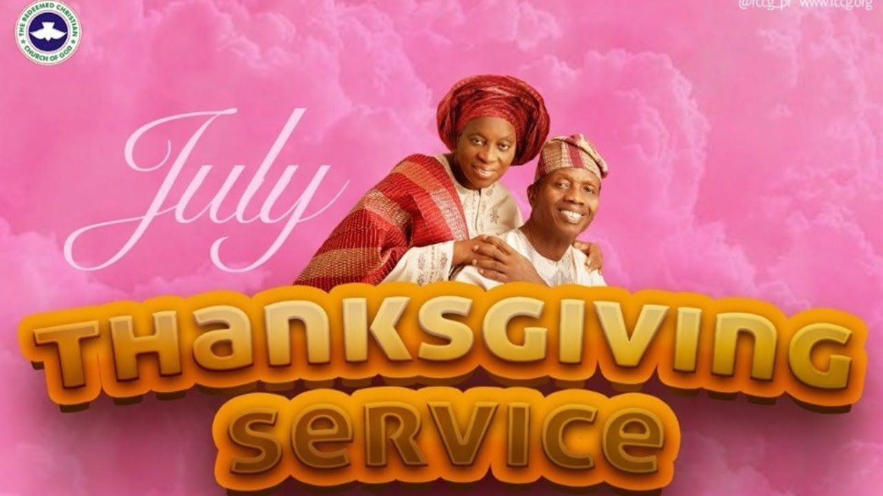 RCCG 5th July 2020 Sunday Service with Pastor Adeboye