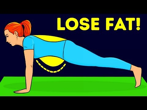 7 Easy Exercises to Lose Weight at Home In 30 Days
