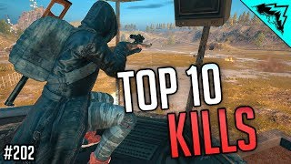 HERO BUSH- TOP 10 PlayerUnknown