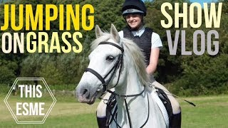 Show Vlog   Jumping On Grass   This Esme