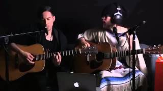 Jared Leto live acoustic broadcast - VyRT