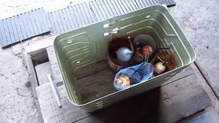Как сделать легко рыболовный ящик