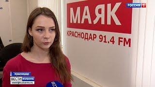 ГТРК «Кубань» посетили начинающие репортеры из Сочи